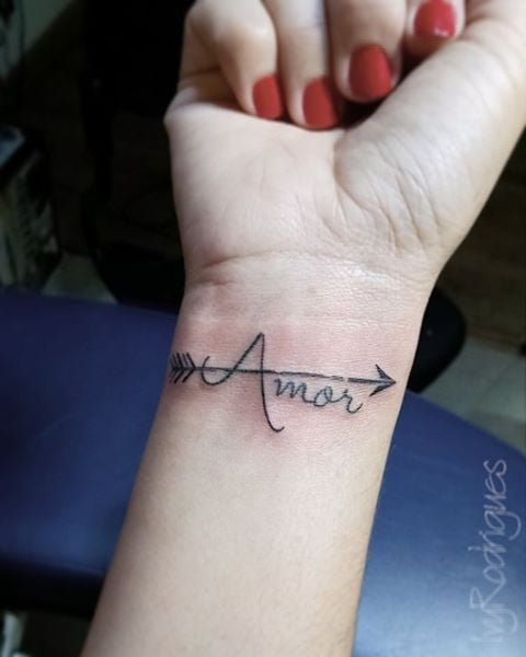 11 Love Tattoos in Spanish You're Going to Want to Get