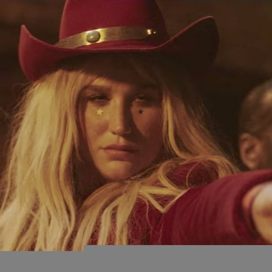 "Kesha's ""Woman"" Music Video"