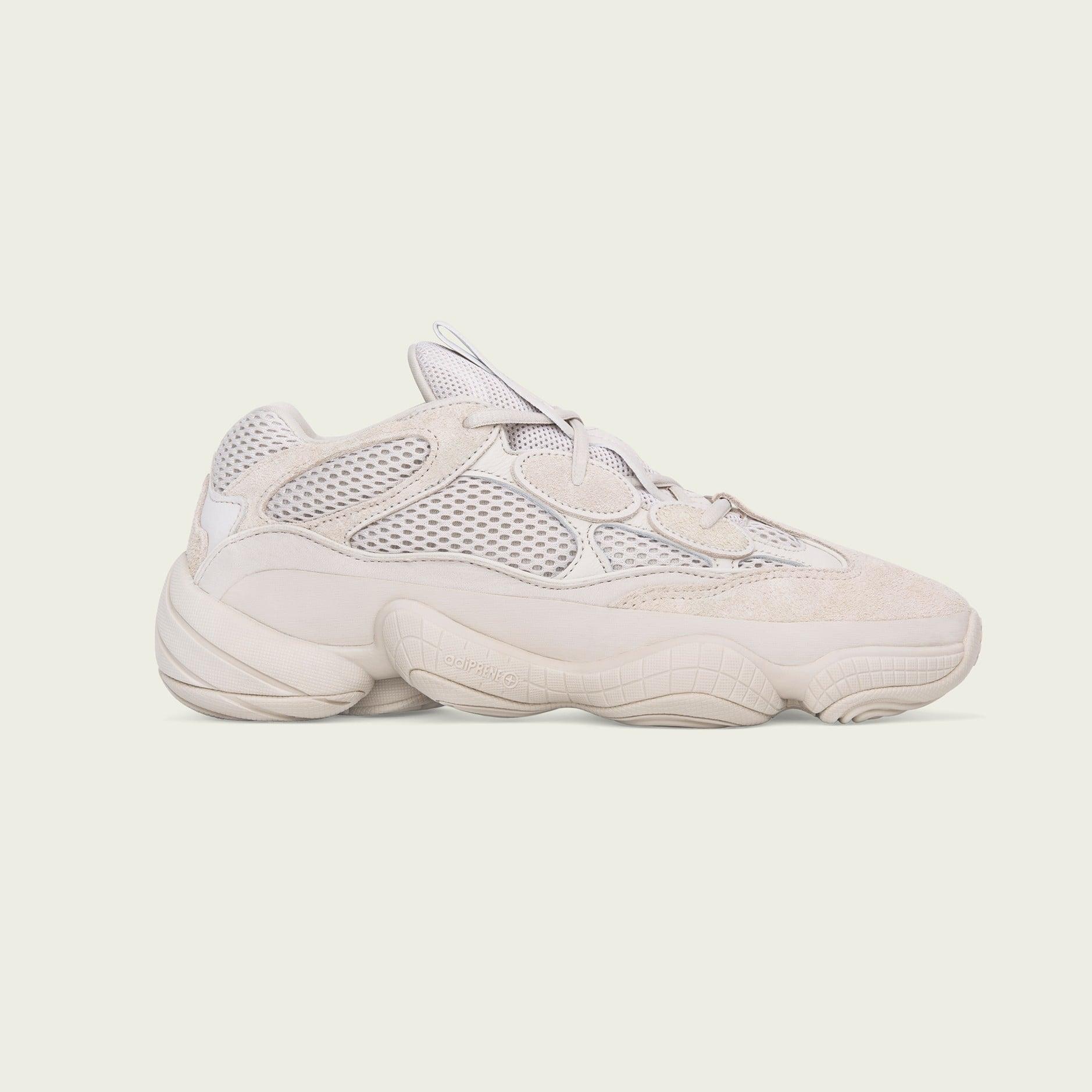 Kanye West x Adidas Yeezy 500 Blush Sneakers  POPSUGAR Fashi