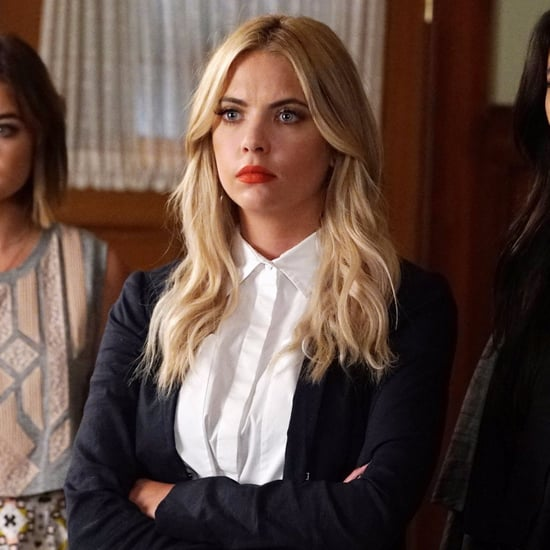"pretty little liars hook up In this twelfth installment in the pretty little liars series, aria, hanna, emily, and spencer take an ""educational"" eco-cruise the question of who the stalker ""a"" is remains, while a few."