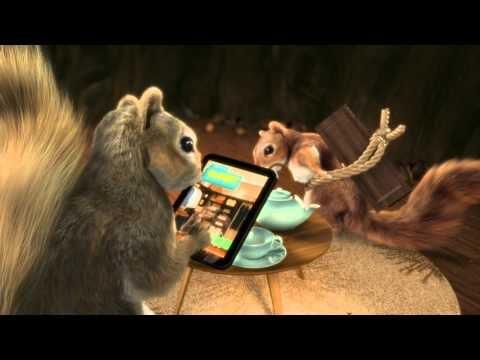 Reorganizing Squirrels