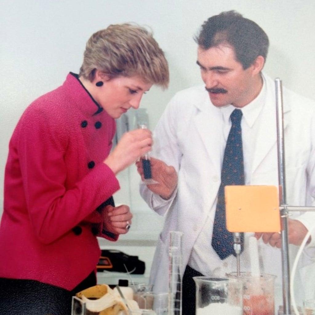 Lush Gorgeous Moisturiser Was Made for Princess Diana