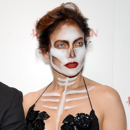 The Best Celebrity Halloween Beauty Looks | Hair and Makeup