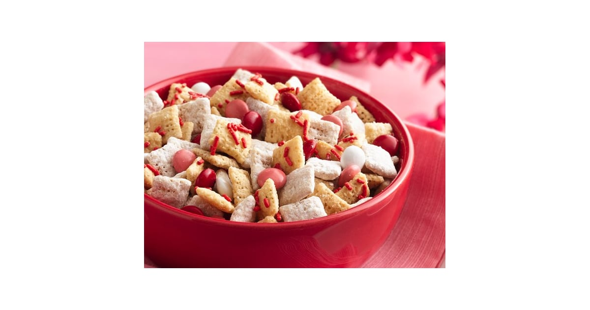 valentine chex mix cute valentines day sweets for kids popsugar moms photo 15