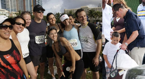Photos of Matt Damon With Isabella Damon, Luciana Damon