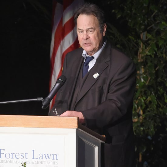 Dan Aykroyd Eulogy at Carrie Fisher's Public Memorial