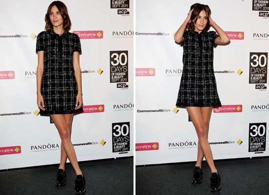Alexa Chung Shares Her Top Five Favourite Items In Her Wardrobe
