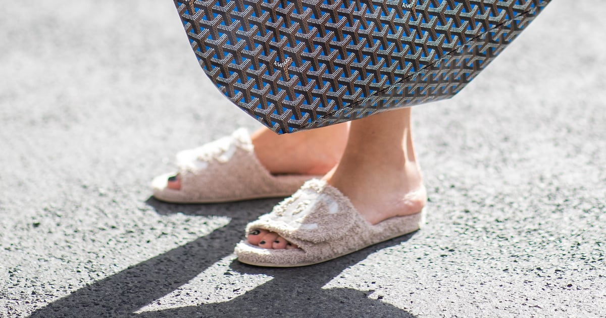 "Trust Us: ""Slandals"" Are Spring's Comfiest Shoe Trend"