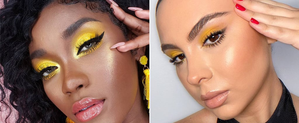 Shop the Best Yellow Eyeshadows