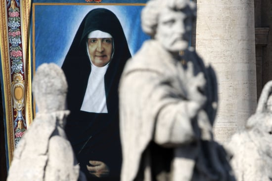 Pope Names Four New Saints, Including First Indian Woman