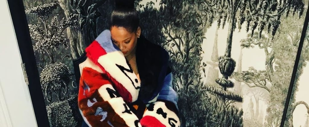Rihanna's Boots Might Look Like Marshmallows, but We'd Definitely Wear Them, Too