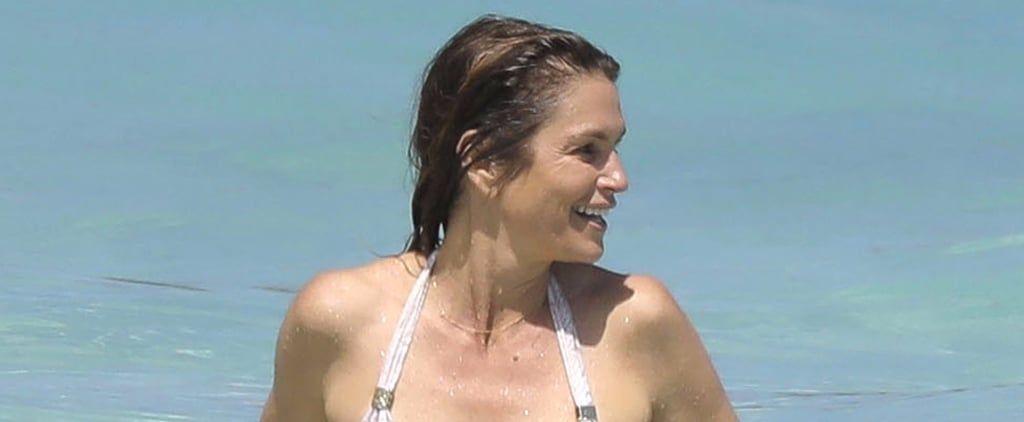 Cindy Crawford Found the 1 Bikini That Works For All Ages and Body Types