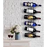 Wall Mount Wine Rack ($20)