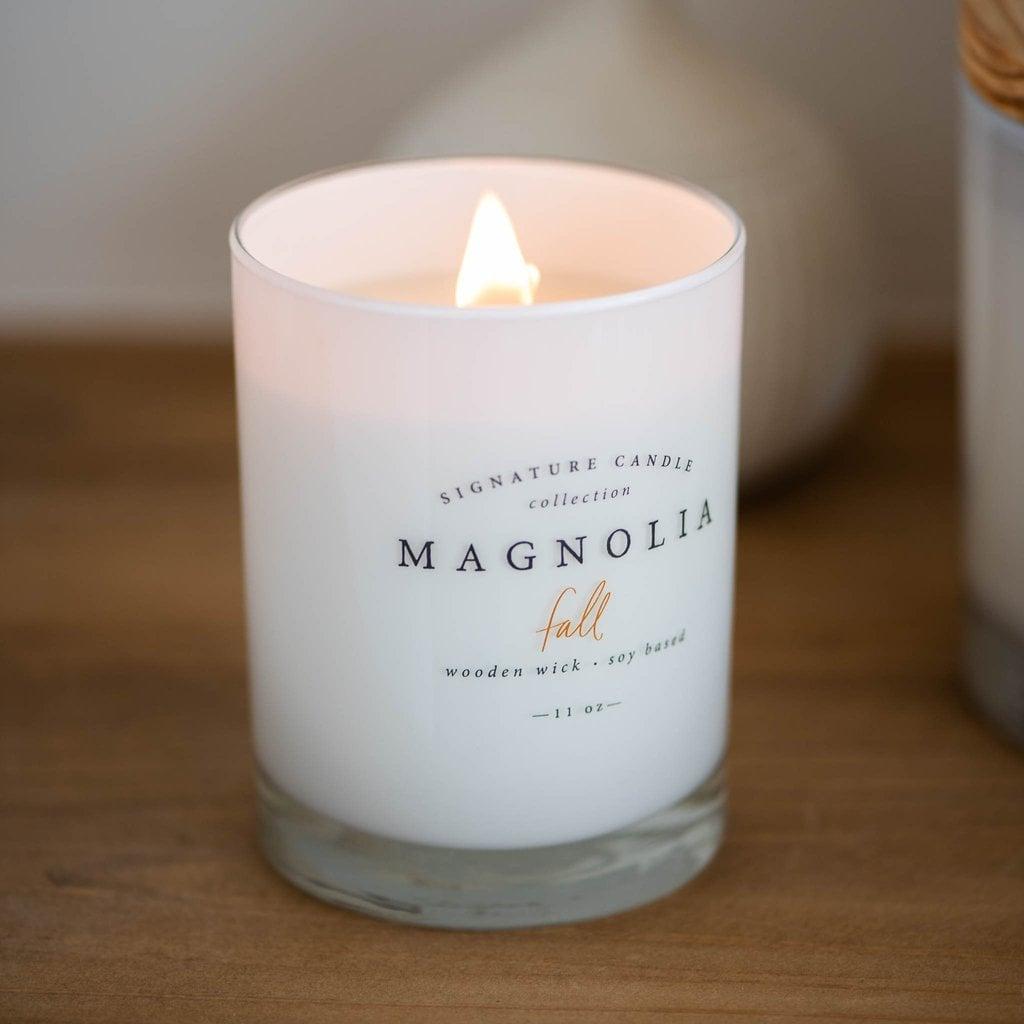 Magnolia Fall Candle