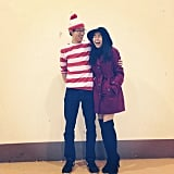 Where's Waldo and Carmen Sandiego: The Costume