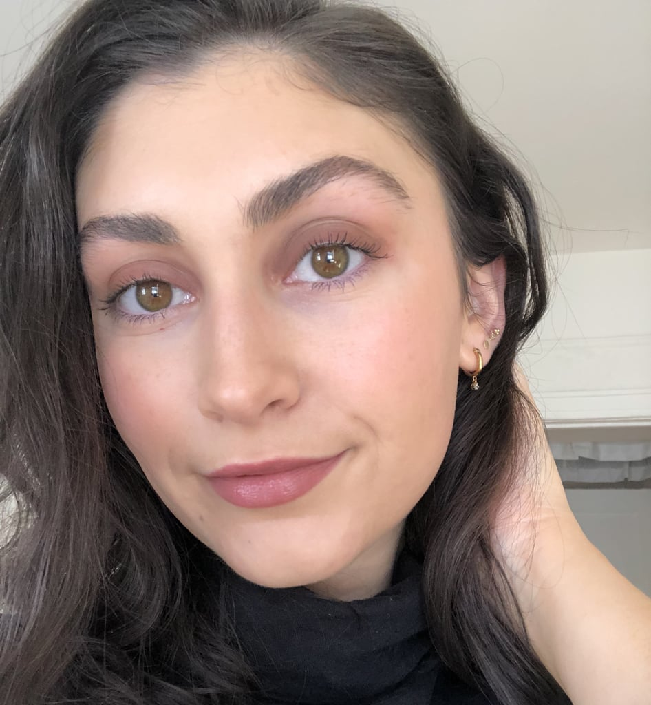 Halsey's About-Face Matte Fluid Eye Paint Review