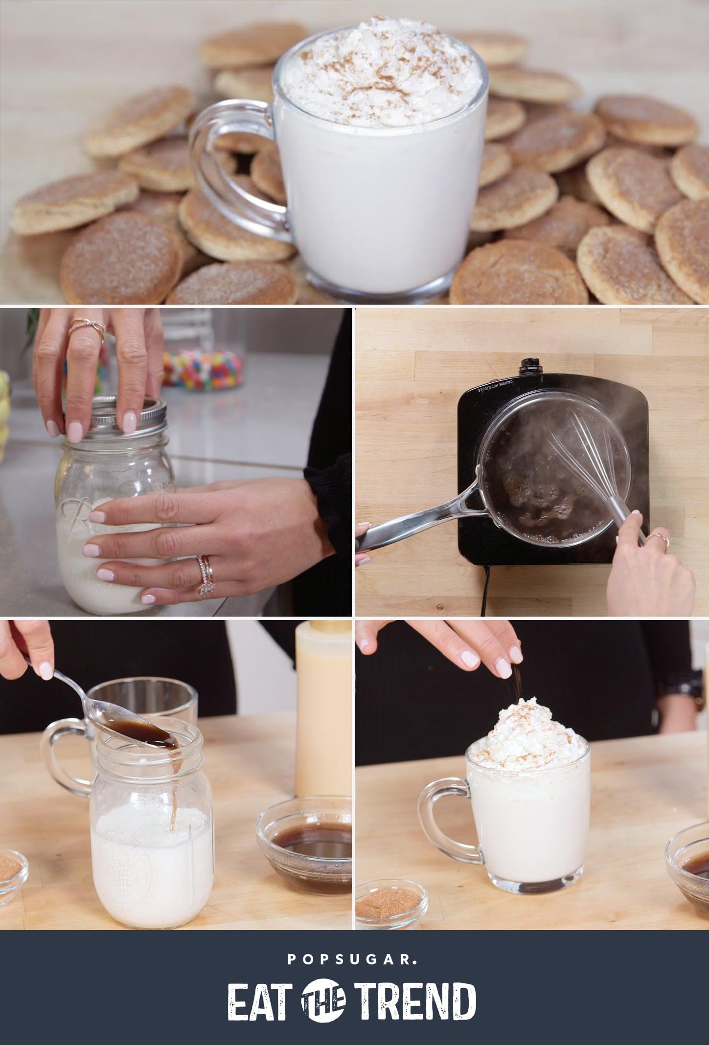 Copycat Starbucks Snickerdoodle Hot Cocoa Recipe | POPSUGAR Food