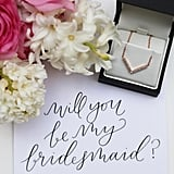 Ask in Style With a Stunning Wedding Day Gift