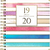 Rainbow Stripes 2019-2020 Planner
