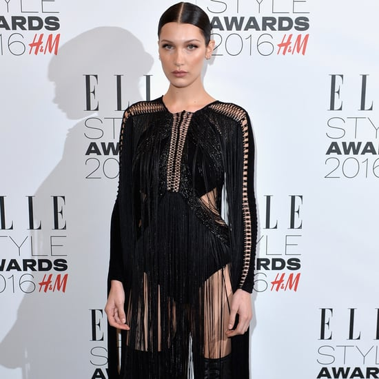 Elle Style Awards London Celebrity Dresses 2016