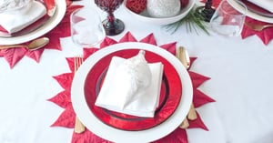 5 Ways to Set the Table With White Plates
