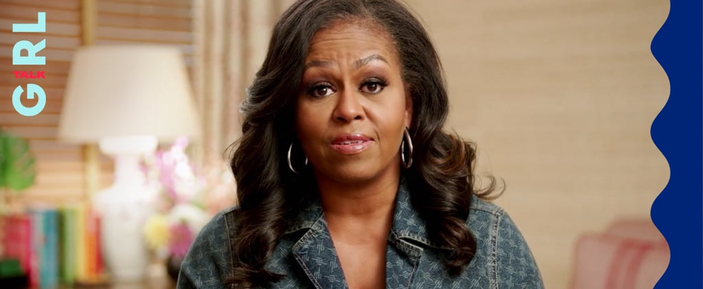Michelle Obama Discusses COVID-19's Toll on Girls' Education