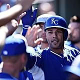 Alex Rios, Royals