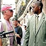 Tony Scott and Denzel Washington