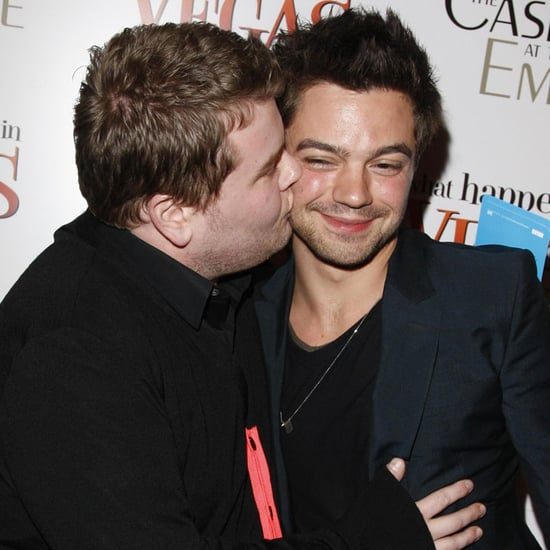 James Corden and Dominic Cooper's Friendship in Pictures