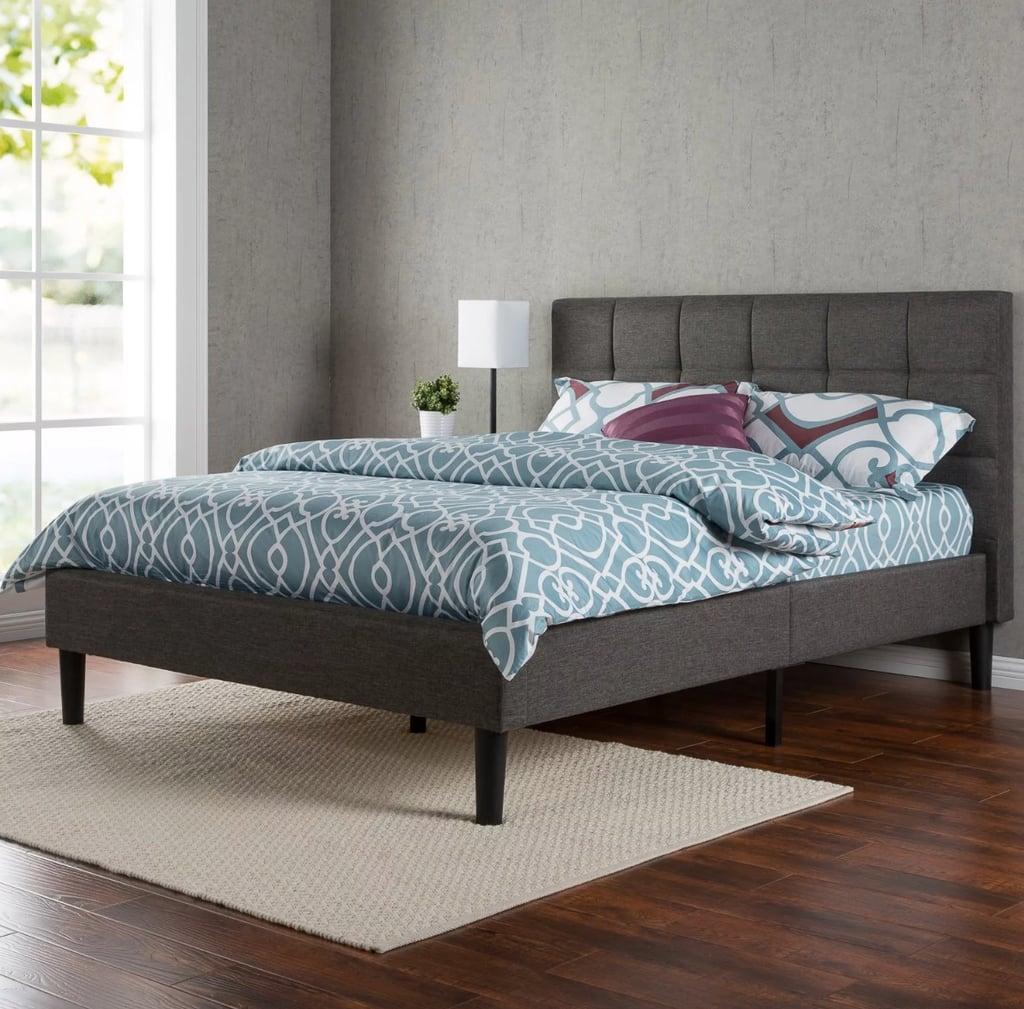 Zinus Lottie Upholstered Platform Bed