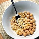 Mash Beans Into Oatmeal