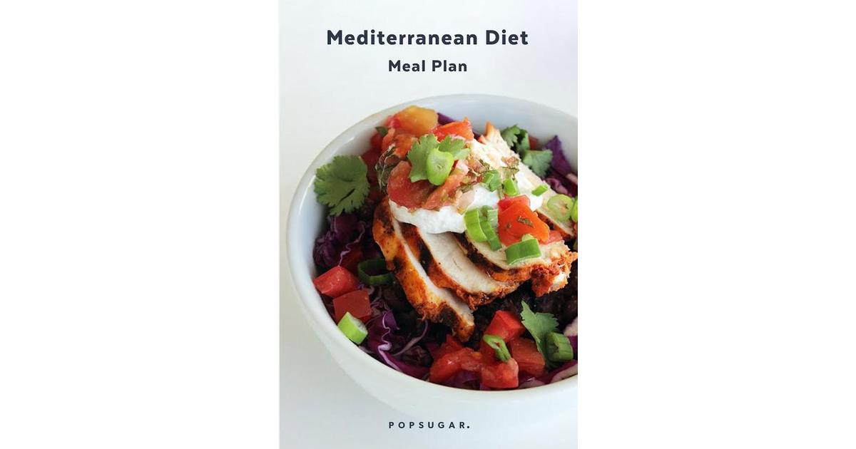 Mediterranean Diet Meal Plan | POPSUGAR Fitness Photo 9