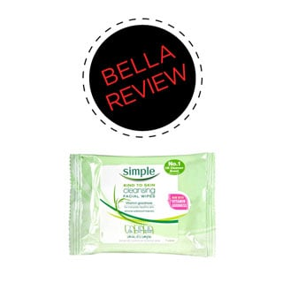 Reader Reviews of Simple Kind to Skin Wipes