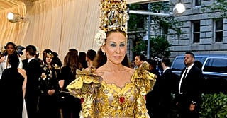 There's Only 1 Thing You Should Do When You See Sarah Jessica Parker's Met Gala Look: Bow