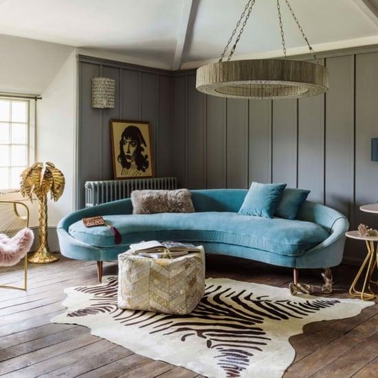 The Living Room No Sugar: POPSUGAR Home