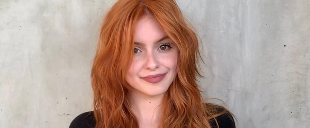 Ariel Winter Red Hair May 2019