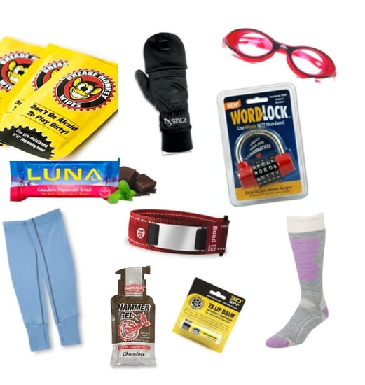 Healthy Holiday Stocking Stuffers For Runners, Cyclist, and Fitness Freaks