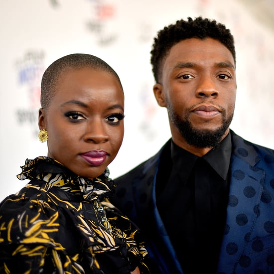 Read Danai Gurira's Tribute to Chadwick Boseman