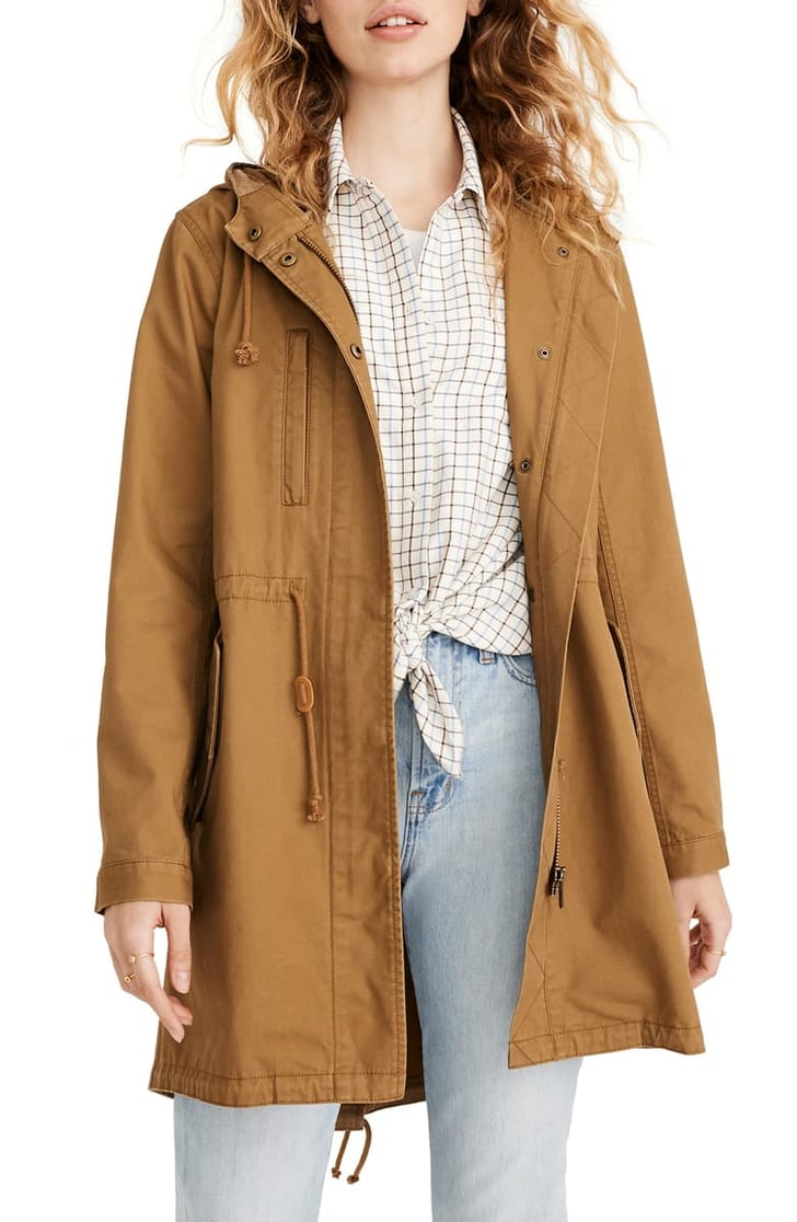 112 Auto Sales >> Madewell Fishtail Anorak | Nordstrom Anniversary Sale Madewell Deals 2019 | POPSUGAR Fashion ...