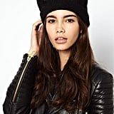 The easiest way to stay warm while staying festive is with this Ears Headband ($14) from ASOS.