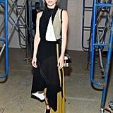 Suki Waterhouse at the Proenza Schouler New York Fashion Week Show