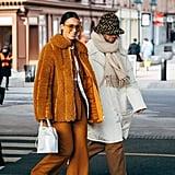 2019 Street Style Trend: Wide-Leg Pants