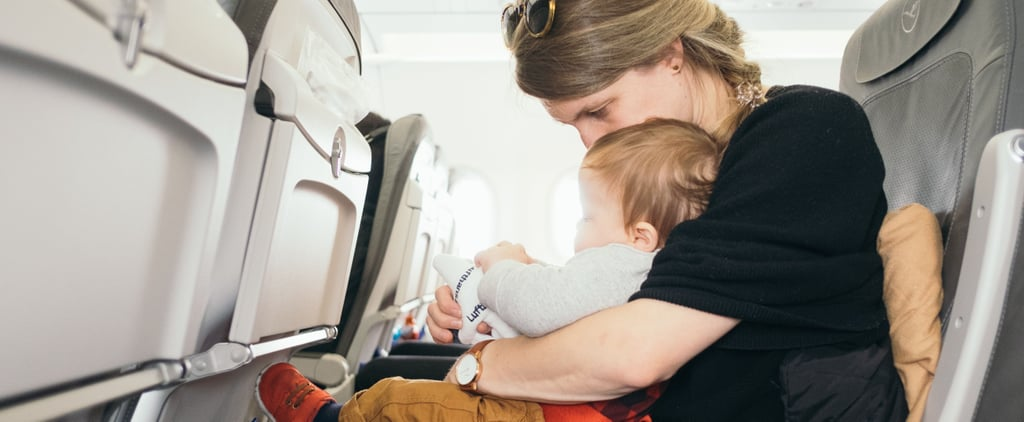 A Stranger Offered to Watch My Kids on a Flight
