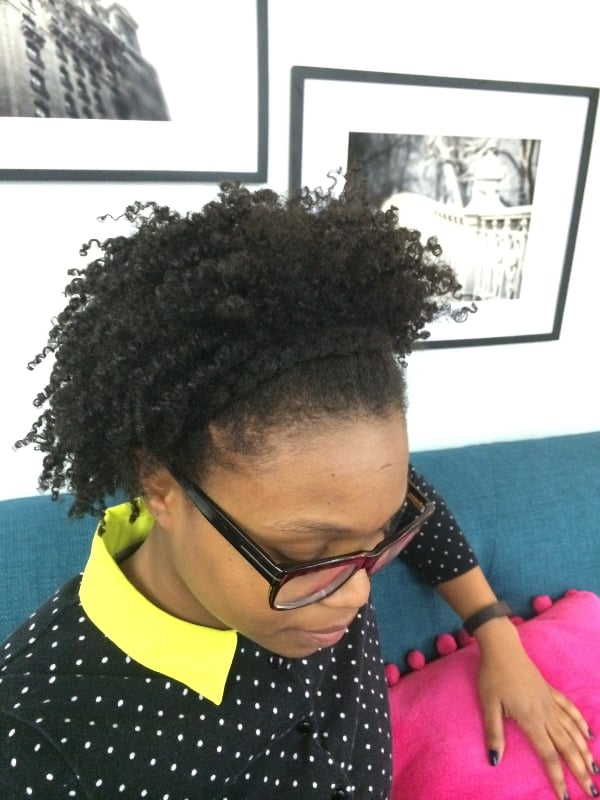 Jessica Cruel Assistant Beauty Editor Braids And Curls For