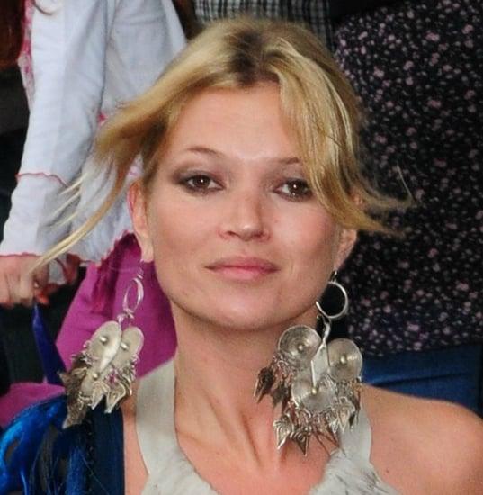 Copy Kate Moss at Leah Wood Wedding, makeup look
