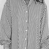 Baserange Poplin Ole Shirt Dress