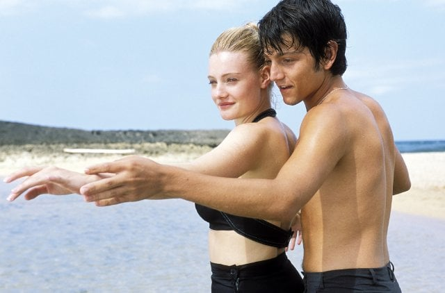 Diego Luna, Dirty Dancing: Havana Nights