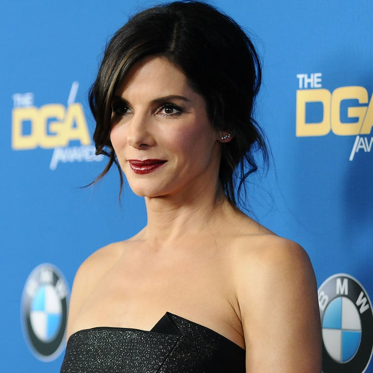 Sandra Bullock Gravity Red Carpet Style Popsugar Fashion