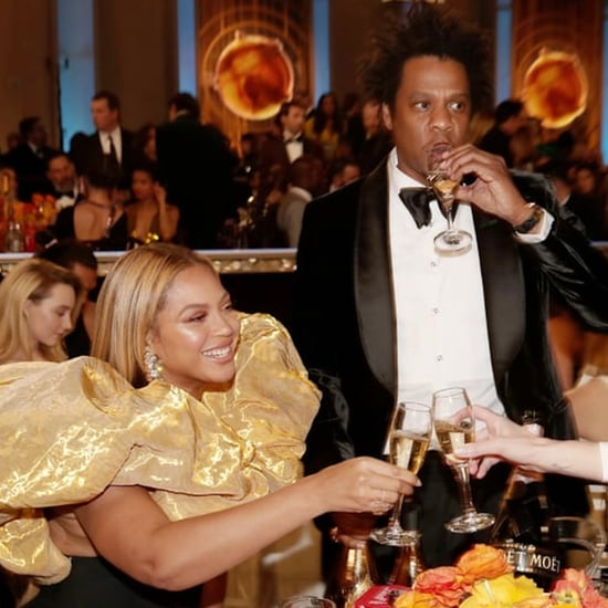 Beyoncé and JAY-Z at the Golden Globes 2020 | Pictures