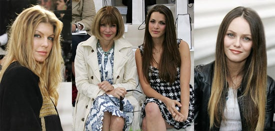 Fergie, Anna & Vanessa Can't Resist Chanel